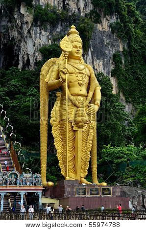 Statue Of Murugan