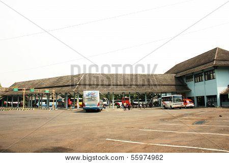 penggaron terminal  in semarang
