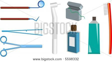 Dental care vector illlustration