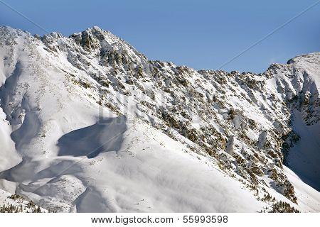 High Rocky Mountains