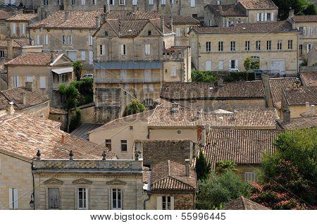 picturesque village of Saint-Emilion