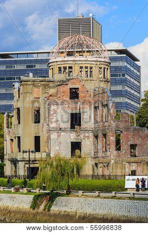 Hiroshima Peace Memorial (Genbuku Dome)