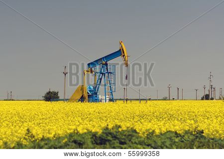 Well oil