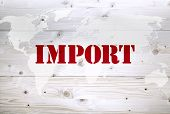 Import Export Trade and currency units