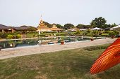 Myanmar luxury resort/