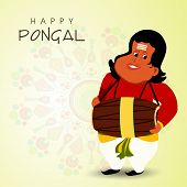 foto of pongal  - Happy Pongal - JPG