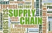 picture of supply chain  - Supply Chain Management Background as Design Art - JPG
