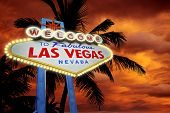 Постер, плакат: Welcome In Vegas