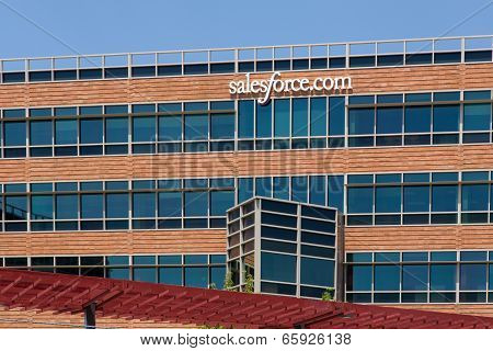 Salesforce.com Corporate Headquarters