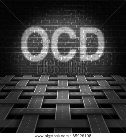 Ocd Concept