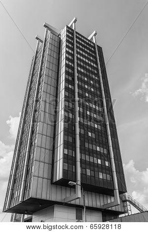 Stalexport skyscrapers