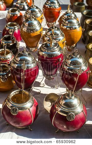 Yerba Mate Cups