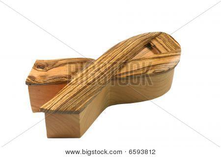 Carved Ribbon Box
