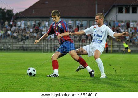Siofok - Fehervar soccer game