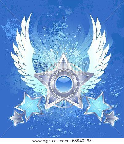 Five Silver Stars