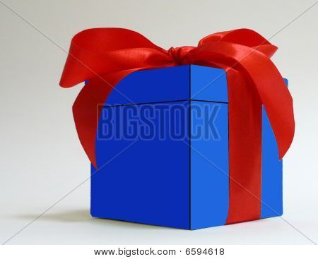 Gift Box Dark Blue