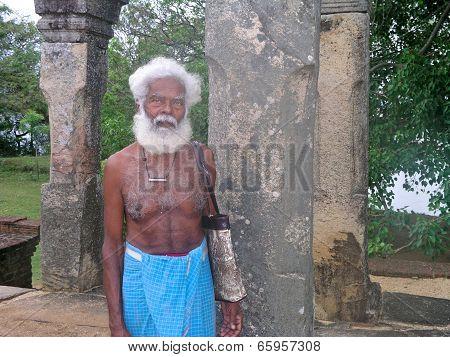 Polonnaruwa Man