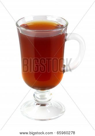 Glasses With Black Tea