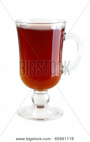 Cup With Black Tea
