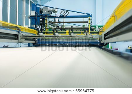 View Of The Machine For Printing, Machine