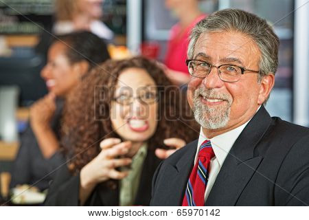 Naive Businessman
