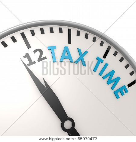 Tax Time Clock