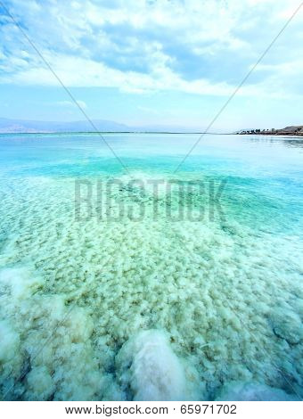 Waterscape Dead Sea In Israel
