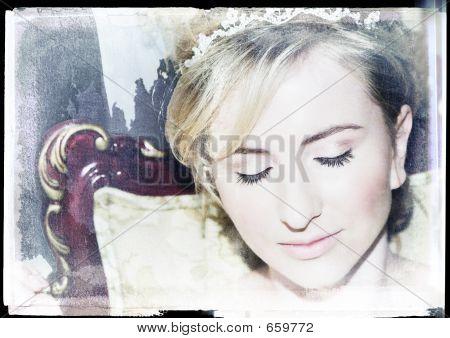 Dreamy Grunge Bride