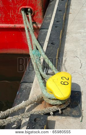 Fishing Vessels Hawsers