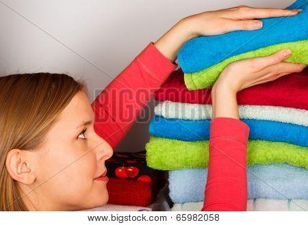 Doing Housework
