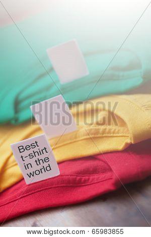T-shirts Tags