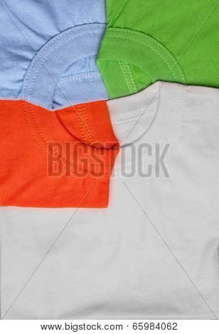 bright creative t-shirt background