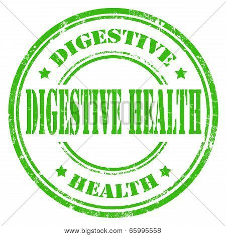 Digestive Health-stamp