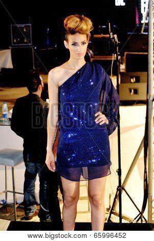 Fashion Show For Dina El Kei Model 06