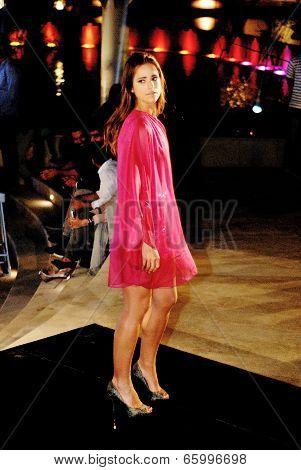 Fashion Show For Dina El Kei Model 07