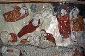 ������, ������: Fresco On The Wall