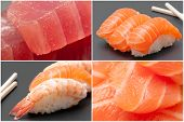 picture of sushi  - Close - JPG