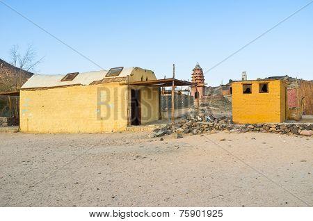 In African Village