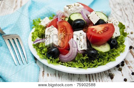 Fresh Greek Salad