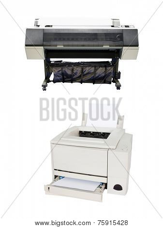 professional printing machine