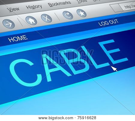 Cable Concept.