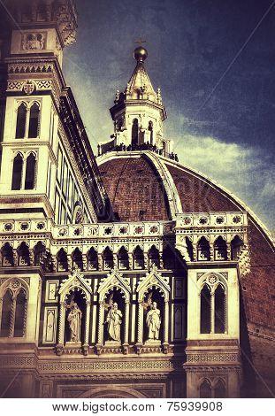 Blue Sky Duomo