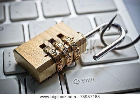 computer data theft