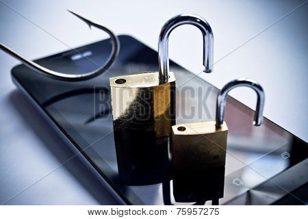smartphone phishing