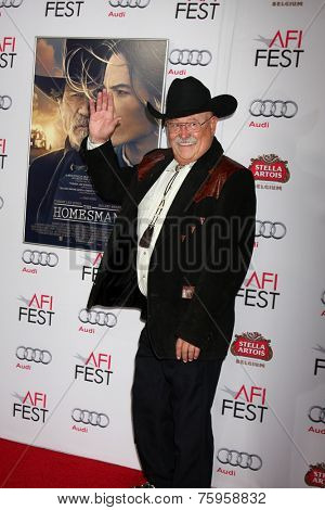 LOS ANGELES - NOV 11:  Barry Corbin at the