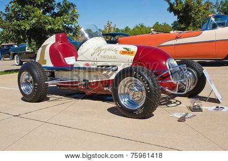 1955 Kurtis-Kraft Midget Race Car