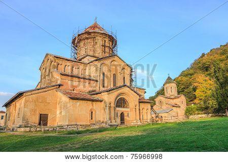 Main Church In Gelati Monastery