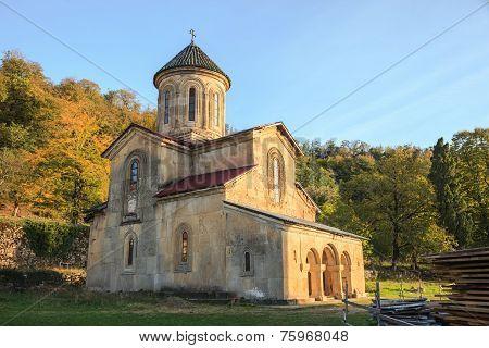 Church In Gelati Monastery