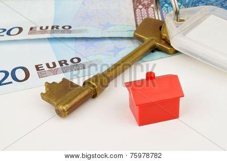 Euro House Key