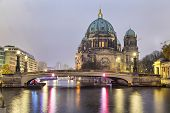 stock photo of dom  - Berlin Cathedral  - JPG